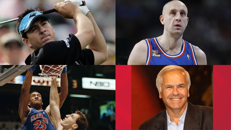 Ben Curtis, Larry Nance Sr., Zydrunas Ilgauskas and Les Levine named to Greater Cleveland Sports Hall of Fame Class of 2021