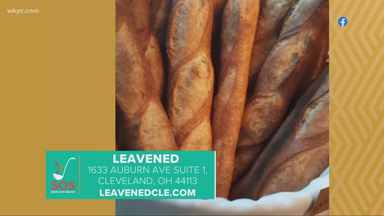 Save Our Sauce: Leavened bread company