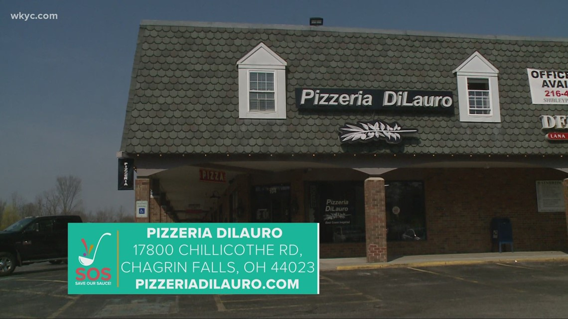 Exploring Pizzeria DiLauro in Chagrin Falls: 'Save Our Sauce'