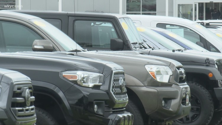 Surge in car prices makes some used vehicles worth more than new ones