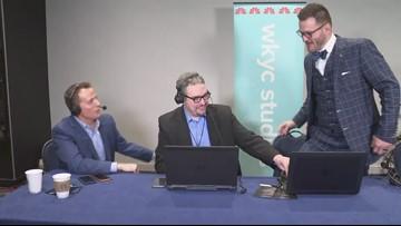 Stipe Miocic sits down with 3News' Dave 'Dino' DeNatale & Nick Camino