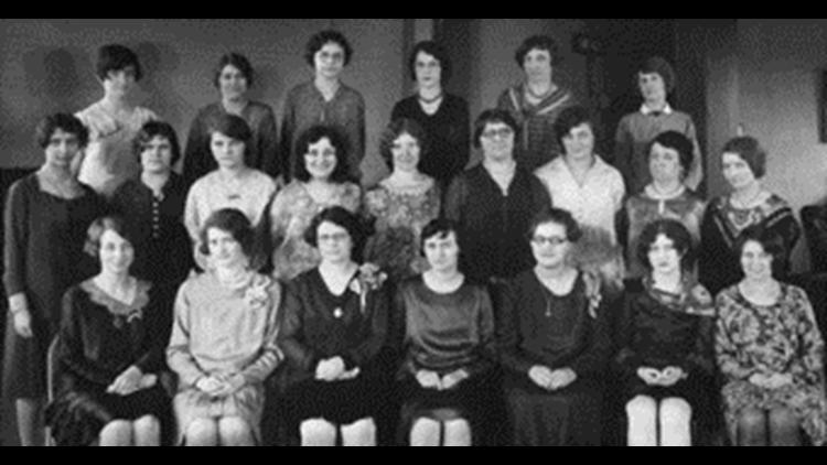 Sherwin Williams Women's Club