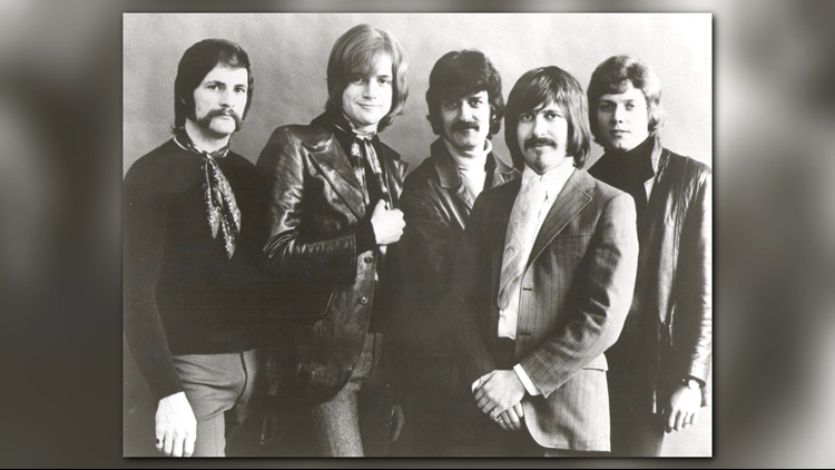 The Moody Blues.