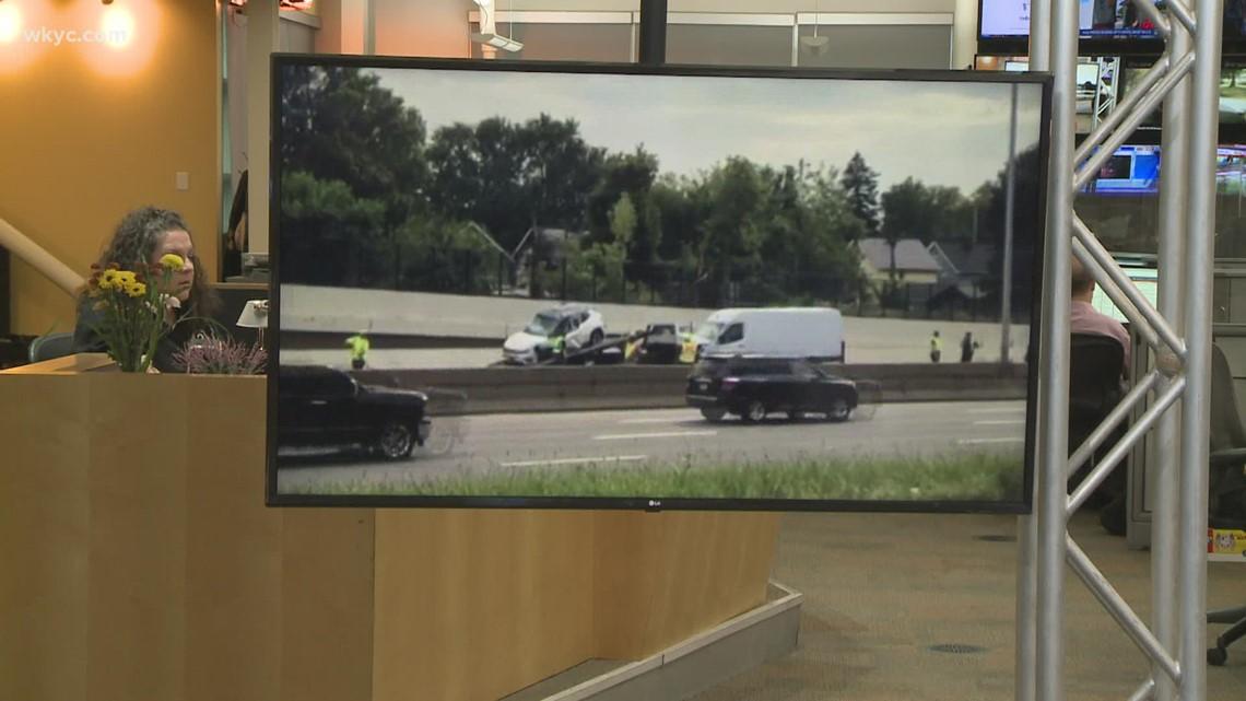 I-90 crash leaves kill 1, injures 4 others