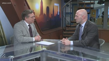 EXCLUSIVE | Rep. Anthony Gonzalez joins Jim Donovan for one-on-one interview