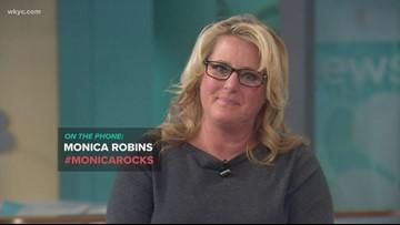 #MonicaRocks: An update from Monica Robins after her recent surgery