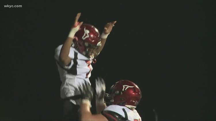 Lutheran West beats Independence 37-14 in WKYC.com High School Football Game of the Week, wins CVC Metro title