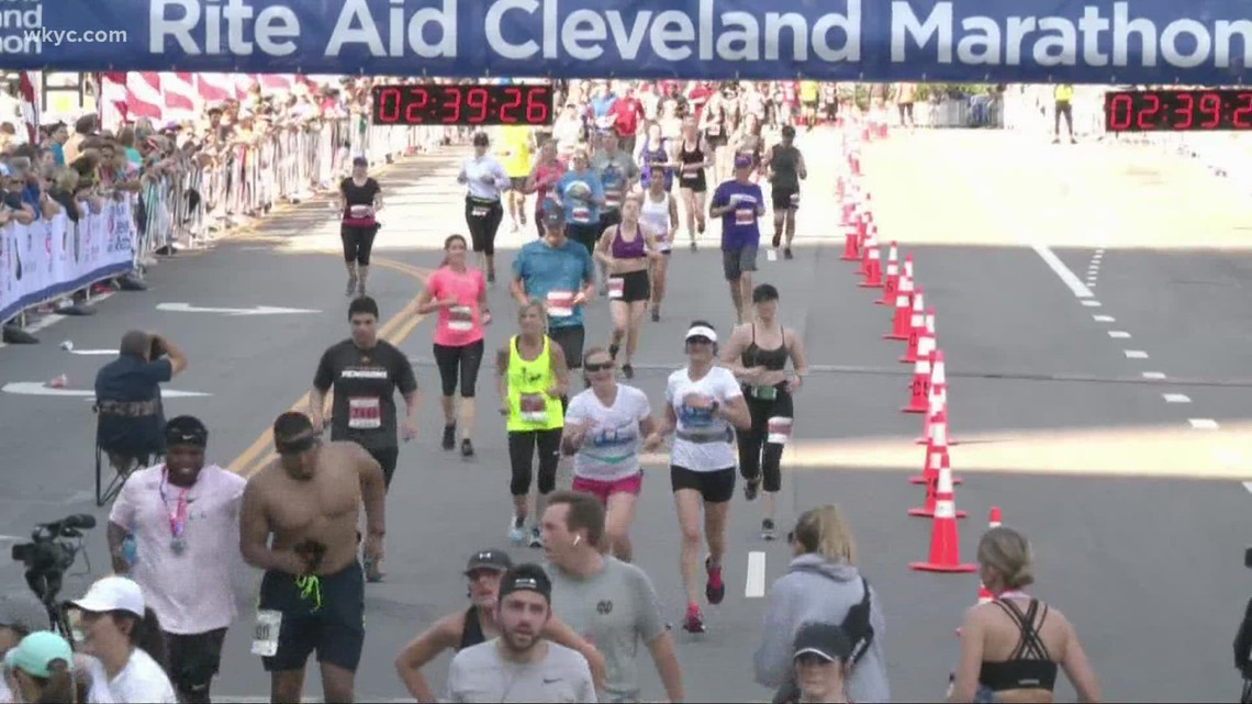 Cleveland Marathon weekend back on track after virtual event in 2020