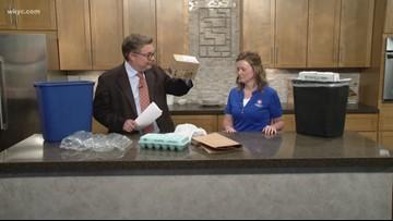 Republic Services shows Jim Donovan the dos and don'ts of recycling