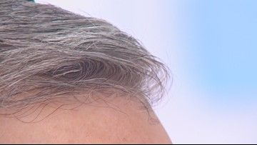 Does plucking gray hair cause more to grow back? The science behind the silver strands