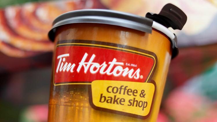 Tim Hortons opens new restaurant in Akron