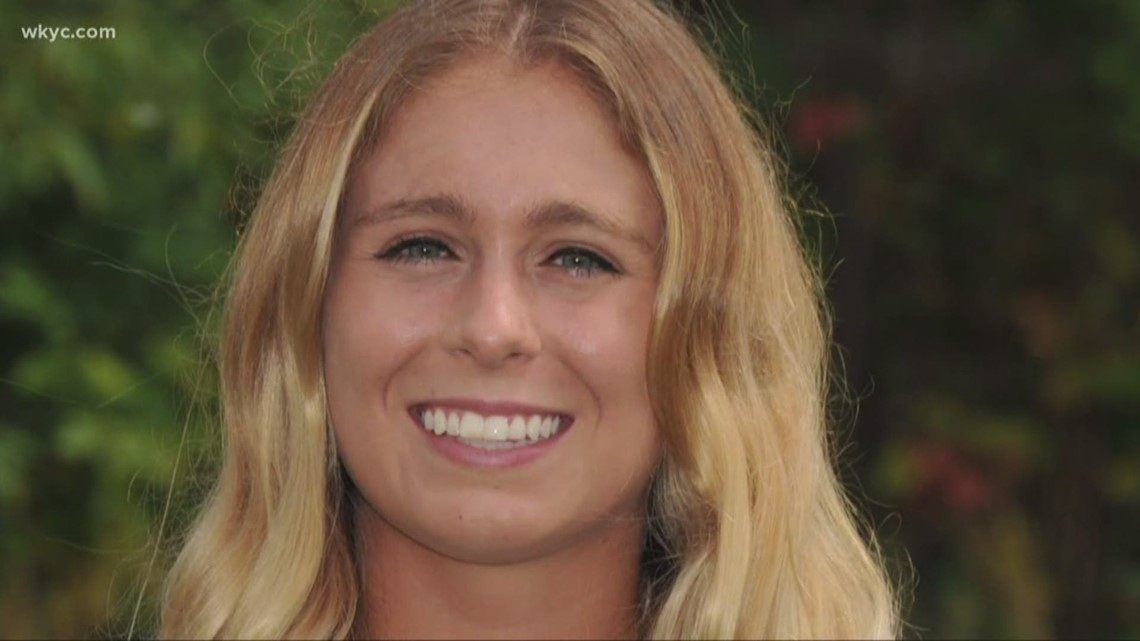 Friends, schools react to death of Taylor Ceepo after collapsing during  Cleveland Marathon