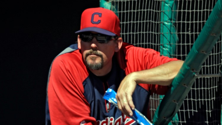 Cleveland Indians hitting coach Ty Van Burkleo won't return to team in 2022