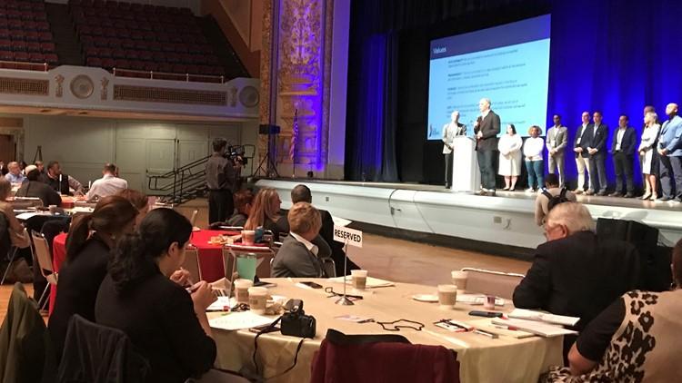 Cleveland Rising Summit aims to shape city's economic future
