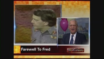 Fred Griffith: A look back at his career in Cleveland TV