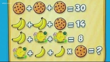 Can you solve this brain teaser? It's driving social media crazy