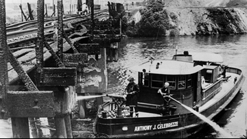 Cleveland to replace famous fire boat that battled 1969 Cuyahoga River blaze