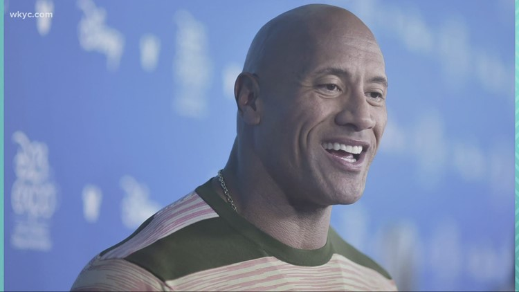Dwayne Johnson's possible run for president and how Kid Cudi honored Kurt Cobain on 'SNL'