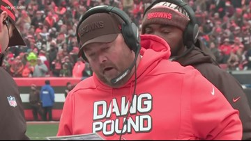 Is the challenge of managing egos overstated for Browns head coach Freddie Kitchens? -- Bud Shaw's You Said It