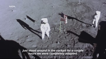 'You'd really like it.' Astronaut Neil Armstrong on what it was like to walk on the moon: 50 years after Apollo 11