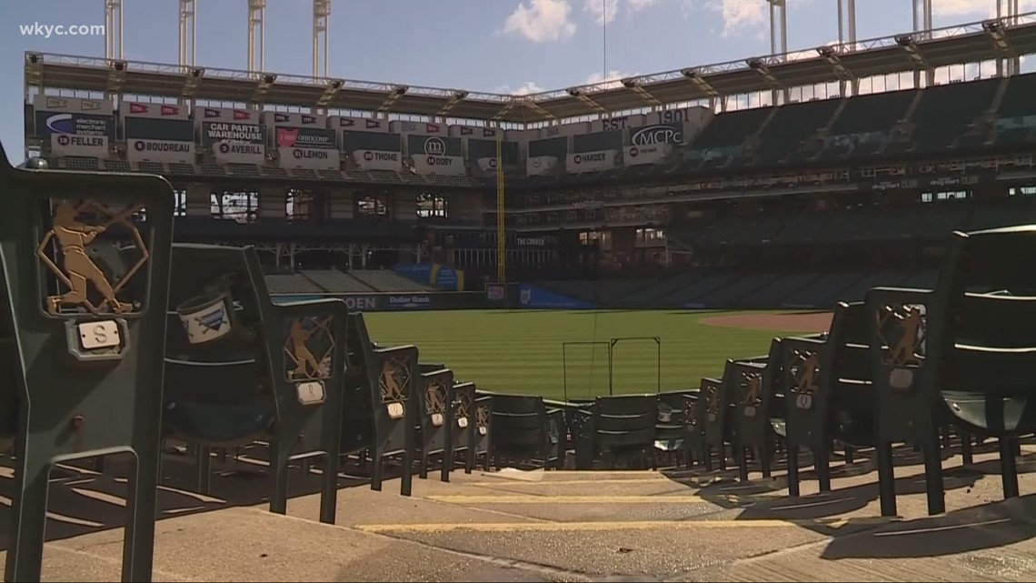 Cleveland Indians will increase capacity to Progressive Field by 40% in May