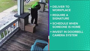 How can you protect yourself against porch pirates?