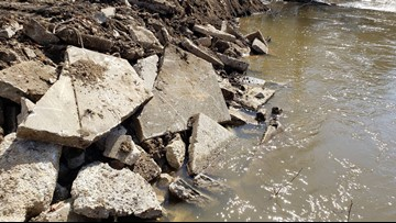 City of Cuyahoga Falls riverbank erosion measures get pushback from community