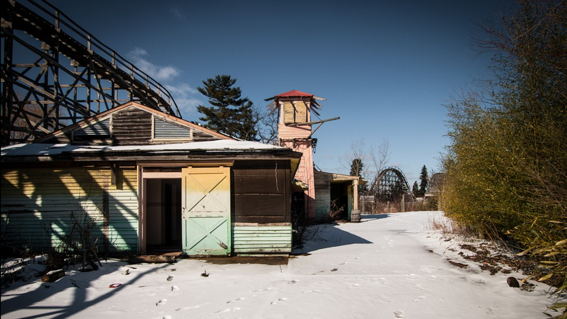 Image result for The Former Home Of Geauga Lake Could Get New Life