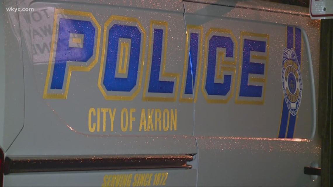43 Year Old Man Shot Dead Near University Of Akron Wkyc Com