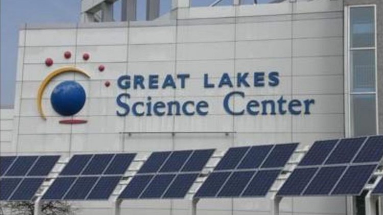 3News' Russ Mitchell to emcee Great Lakes Science Center's Ion Awards as part of inaugural Great Science Gala