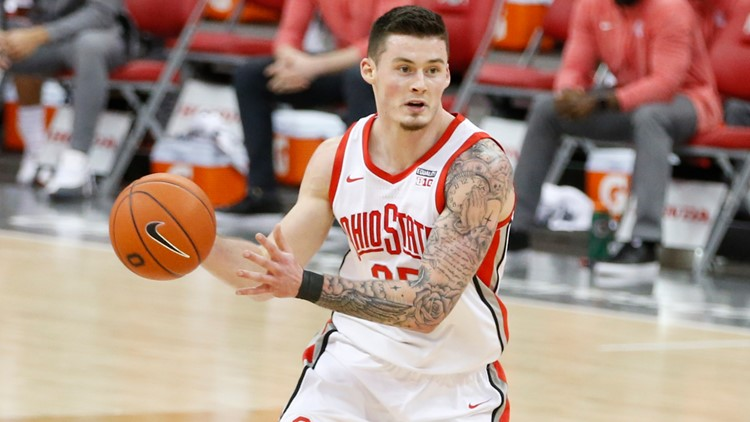 Stark County native Kyle Young to return for 5th season with Ohio State men's basketball team