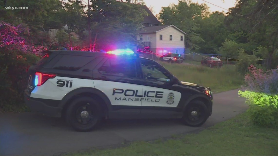 Man shot by police officer in Mansfield