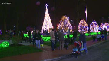 Holiday events take over Northeast Ohio this weekend