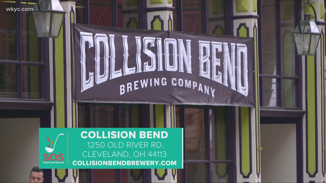 Collision Bend Brewing Company in Cleveland: What to expect