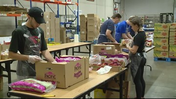Rising cost of college leads to increase in student food insecurity