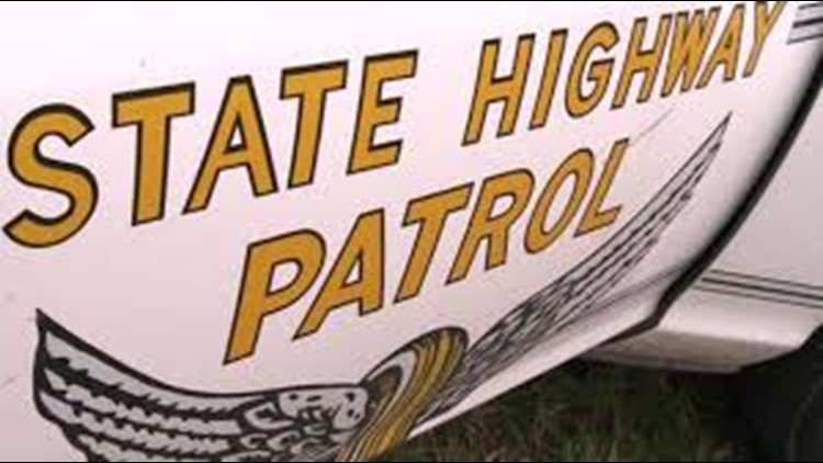Ohio State Highway Patrol searching for suspect in crash that injured elderly cyclist