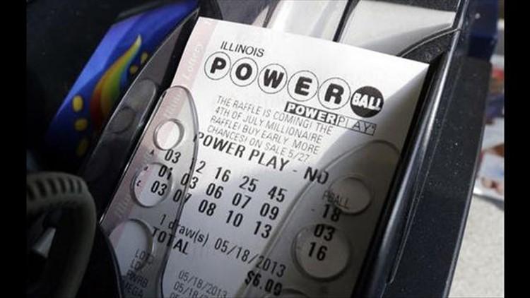 Wednesday S Winning Powerball Numbers Wkyc Com
