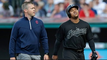 Cleveland Indians 3B Jose Ramirez placed on Injured List with fractured right hand