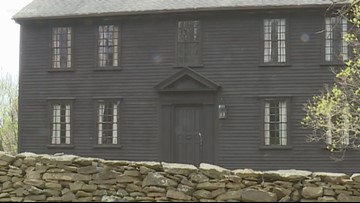 Historic house in Medina up for sale