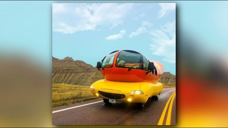 Oscar Mayer in search of next Wienermobile driver