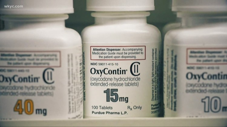 'Mother of all lawsuits' pits Cuyahoga, Summit counties against pain med industry