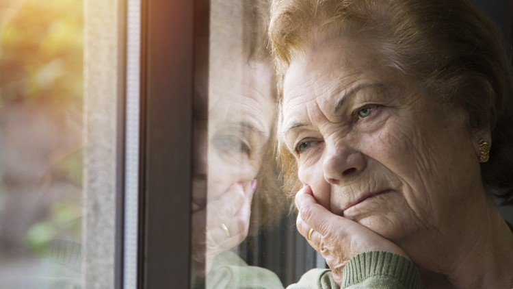 You Are Not Alone: Effects of pandemic stress on the older population