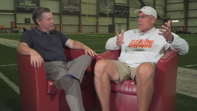 Let's Be Clear: Cleveland Browns GM John Dorsey says expectations are high for 2019