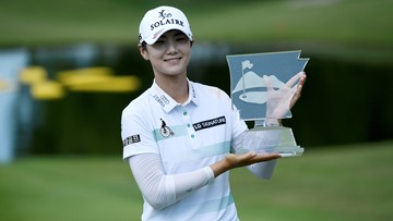 Sung Hyun Park birdies 18th for LPGA Tour win in Arkansas