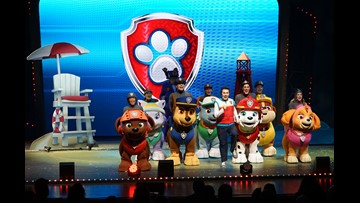 Special PAW Patrol Live! discount for WKYC viewers