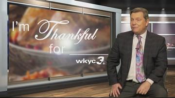 Why we're thankful: WKYC's Jim Donovan