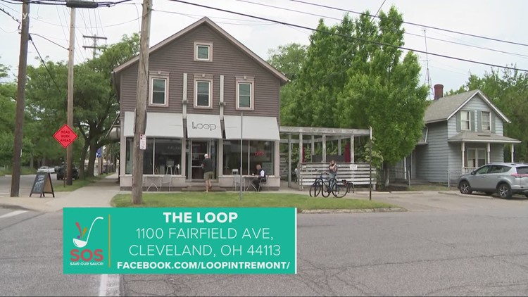 Exploring The Loop coffee shop in Cleveland: 'Save Our Sauce'