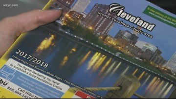 Leon Bibb Reports: Finding a good use for phone books