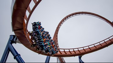 Cedar Point closes Valravn after roller coaster trains 'bump'
