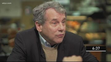 7 Minutes with Russ Mitchell: Sherrod Brown